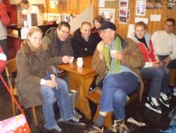 ijsbaan1 Aad Peeters van de Lindenlaan op de kennemerijsbaan in Castricum