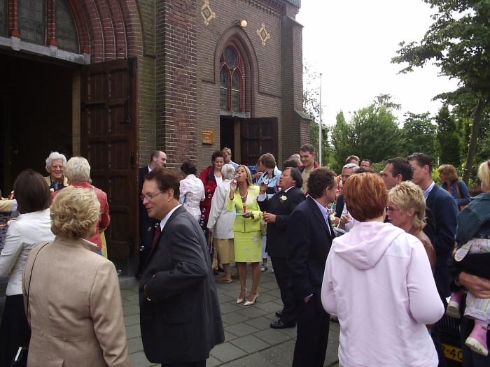 Uitgang kerk-2